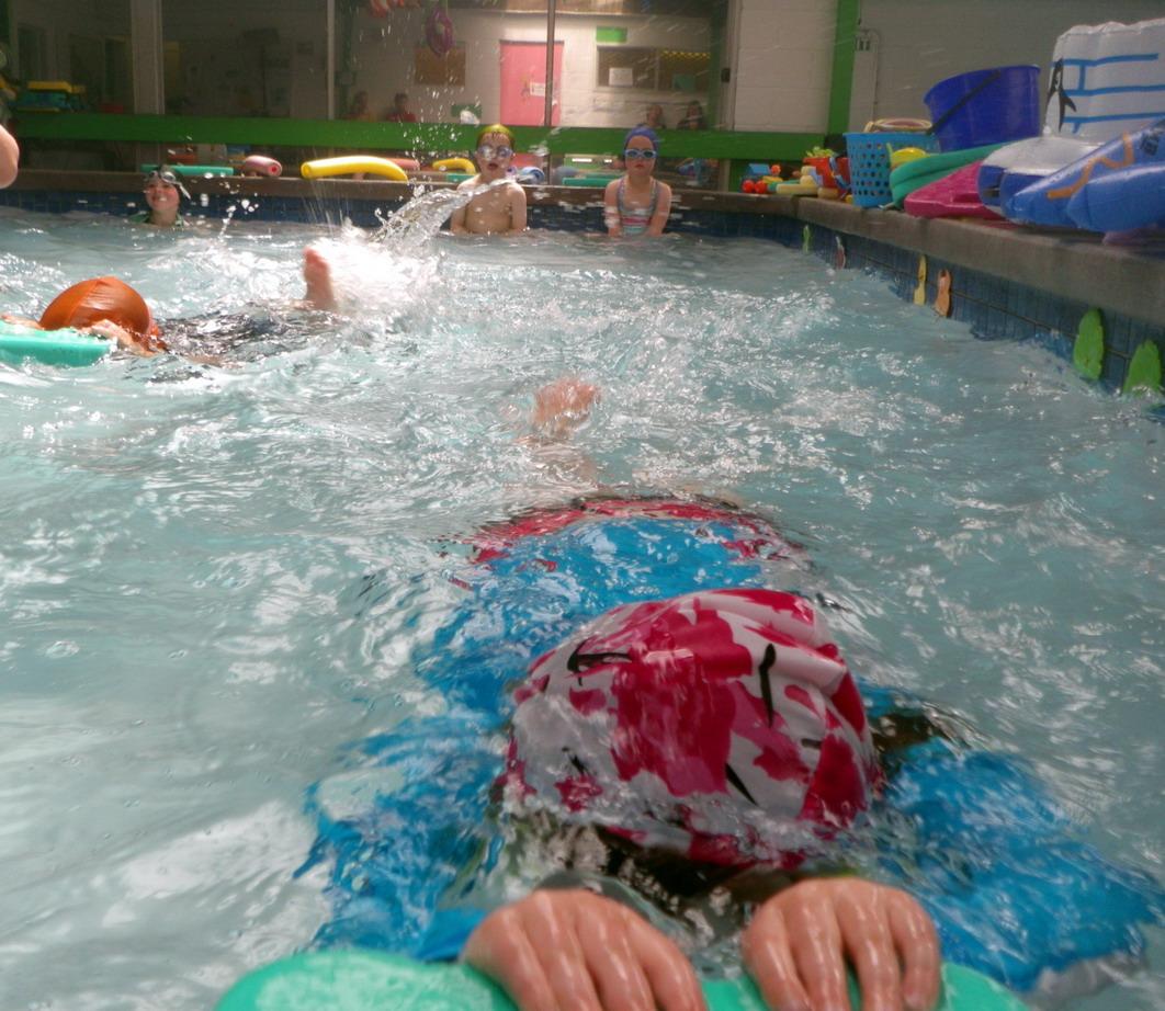 Basic Learn To Swim